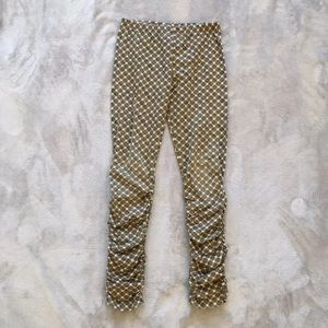 Mustard Pie Girls Leggings Sz 6X
